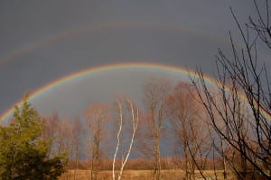 Double rainbow at FGTP